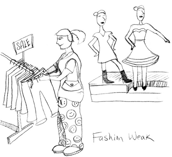 Fashion Weak