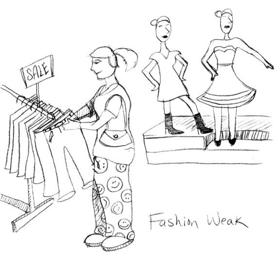 Fashion Weak